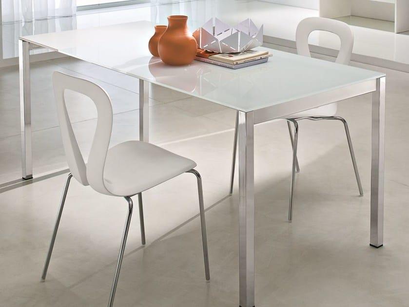 Rectangular dining table YOUNG | Rectangular table - CIACCI