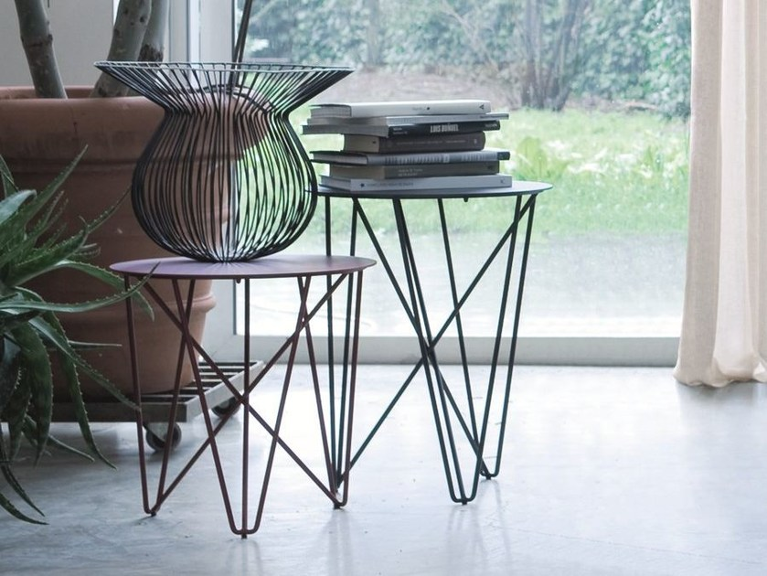 Round coffee table PLAY - CIACCI