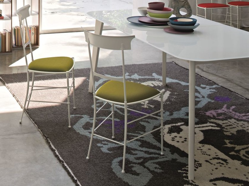 Upholstered chair COCCA | Upholstered chair - CIACCI