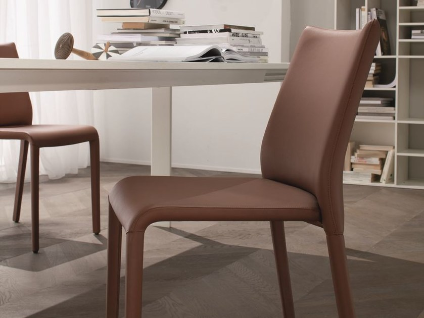 Leather chair ROYAL LIGHT - CIACCI