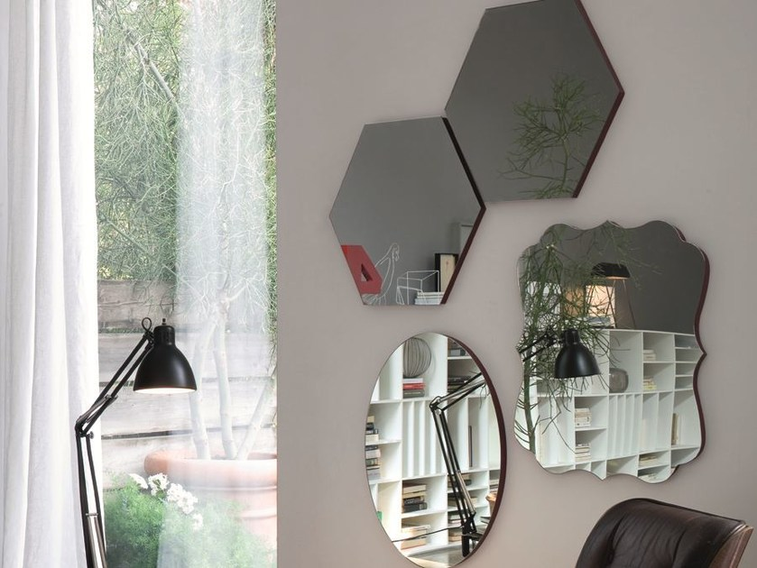 Wall-mounted mirror CHELSEA - CIACCI