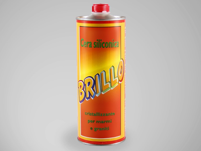 Liquid silicone based wax BRILLO by ILPA ADESIVI