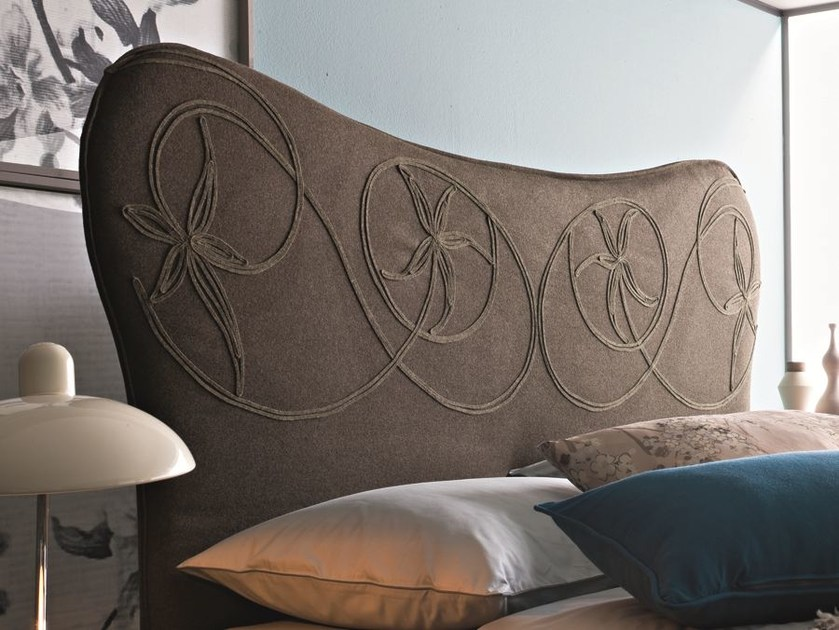 Woolen fabric headboard QUERIDA | Headboard by CIACCI