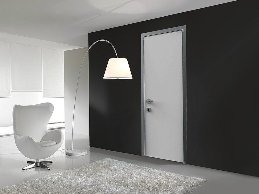 Hinged wooden door EASYDOOR | Wooden door by ALsistem