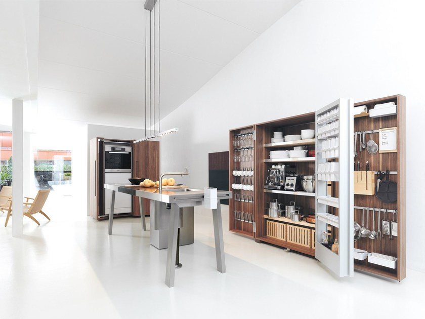 Fitted kitchen B2 by Bulthaup