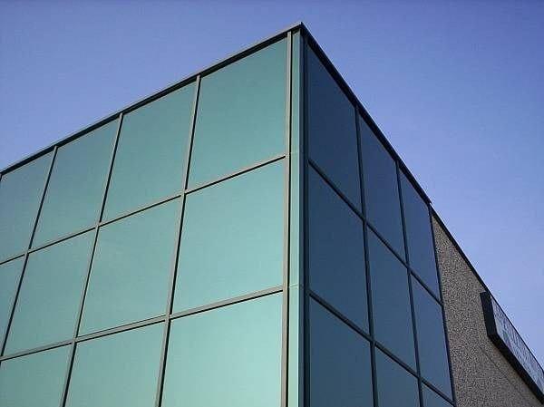 Structural glass facade Glazed facades - Sap Sistemi