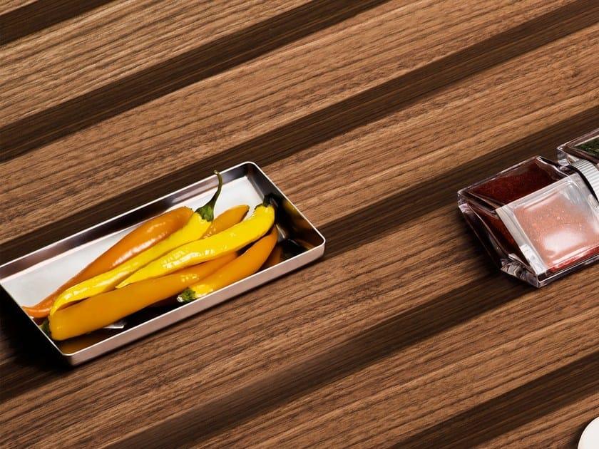 Stainless steel drawers divider / food-storage box B3 INTERIOR SYSTEM | Food-storage box - Bulthaup