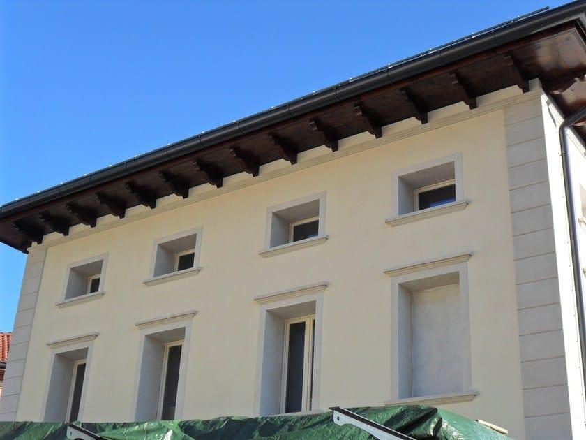 Cornici contorni per finestre by eleni - Cornici finestre in polistirolo ...