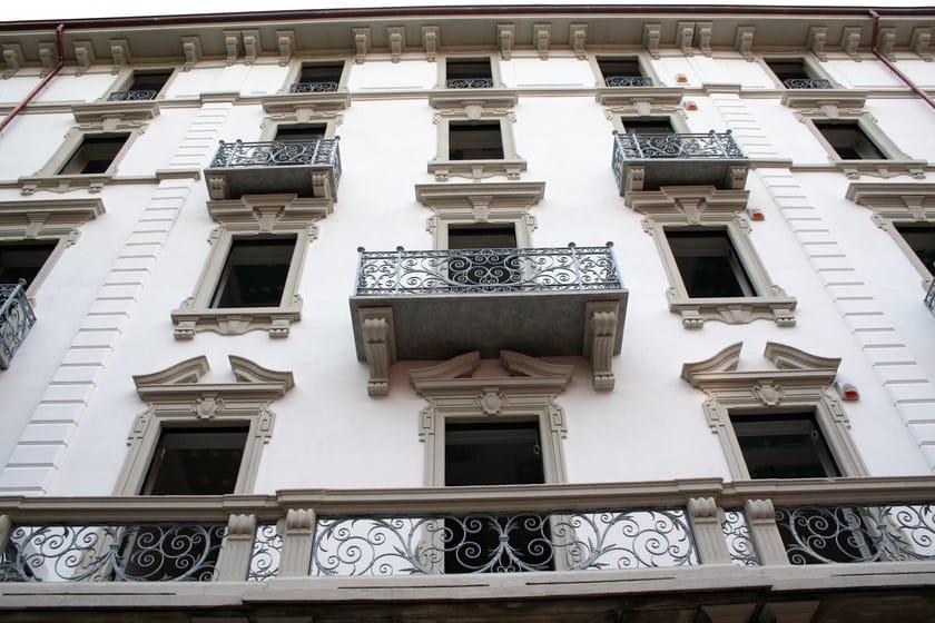 Cornici contorni per finestre by eleni for Elementi decorativi in polistirolo per interni