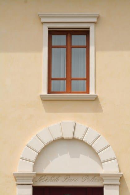Cornice per porte e portali d 39 ingresso cornice per porte e - Davanzali in legno per finestre ...
