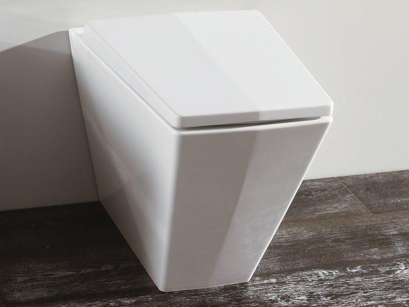 Toilet CRYSTAL | Toilet - Olympia Ceramica