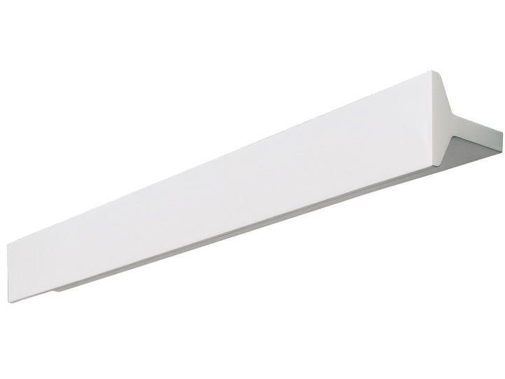 Fluorescent aluminium wall lamp IPE W4 - Rotaliana