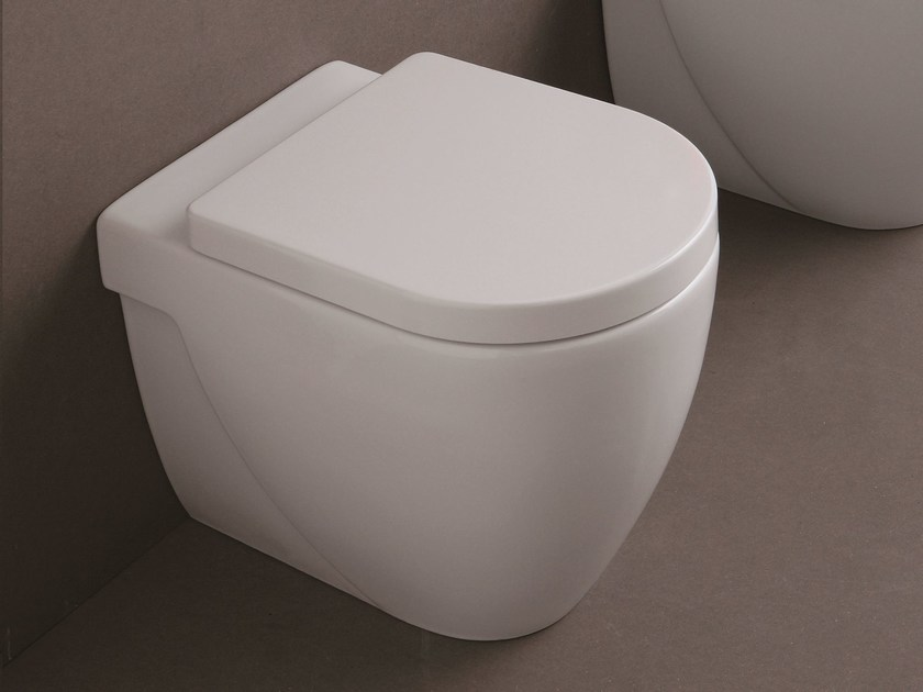 Toilet NICOLE | Toilet - Olympia Ceramica
