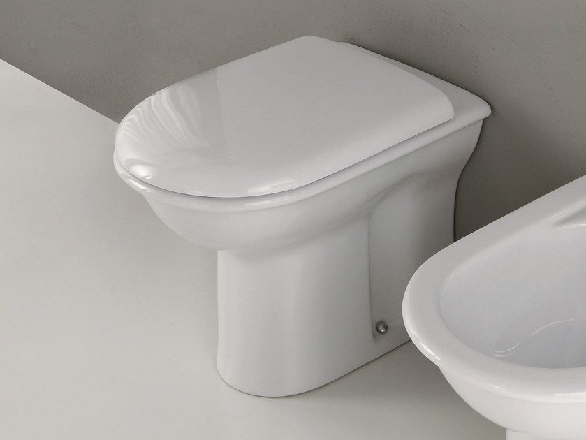 Toilet FEDERICA   Toilet - Olympia Ceramica
