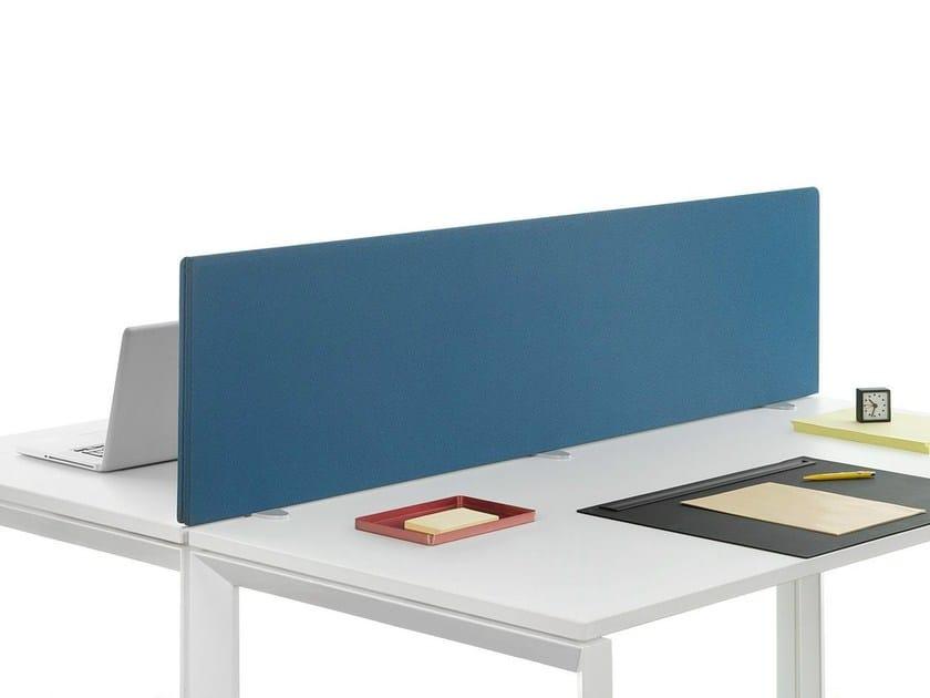 panneau de s paration pour bureaux de bureau lc3 by vange. Black Bedroom Furniture Sets. Home Design Ideas