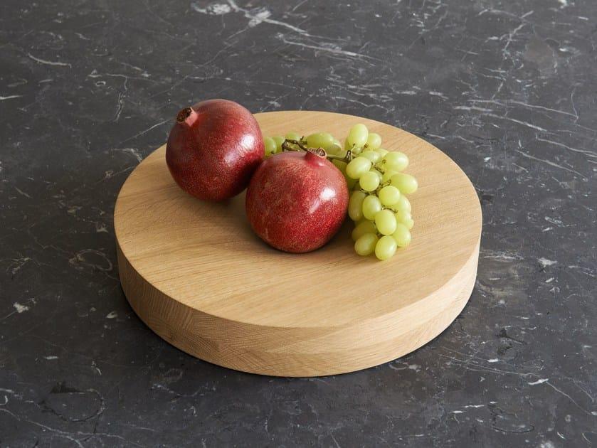 Wooden fruit bowl TURN - e15