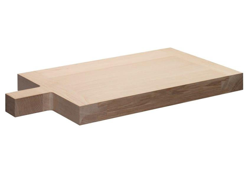 Wooden chopping board CHOP - e15