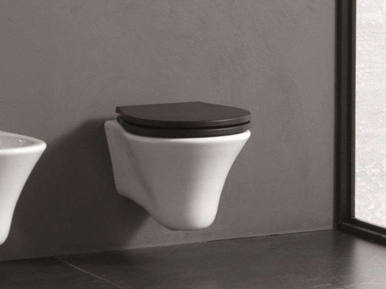 Wall-hung toilet FORMOSA | Wall-hung toilet - Olympia Ceramica