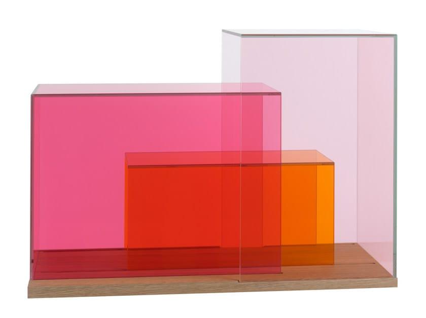Glass display cabinet SHOW CASE - Schönbuch