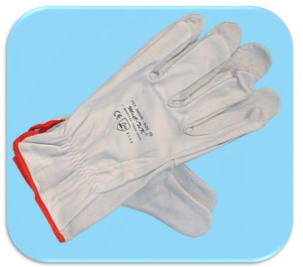 Protective clothing Guanti da lavoro pelle fiore - Unifix SWG