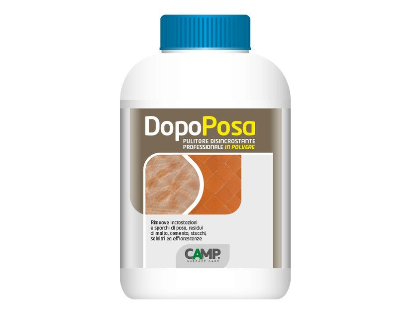 Surface cleaning product DOPOPOSA® POWDER - CAMP