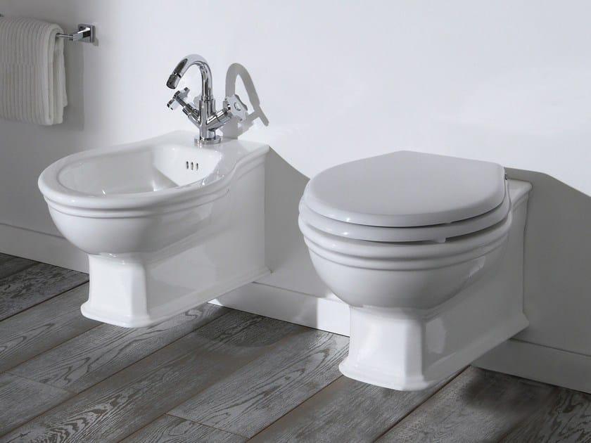 Wc bidet in stile neoclassico impero style collezione for Produttori sanitari bagno