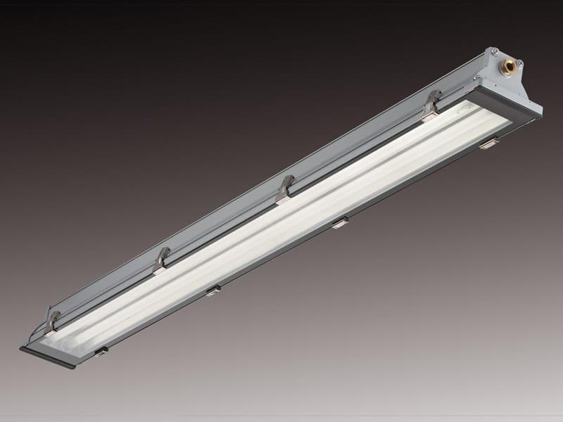 Extruded aluminium pendant lamp AZ63 6160 - METALMEK ILLUMINAZIONE