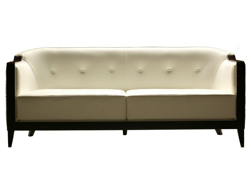 Leather sofa MILANO | Sofa - Morelato