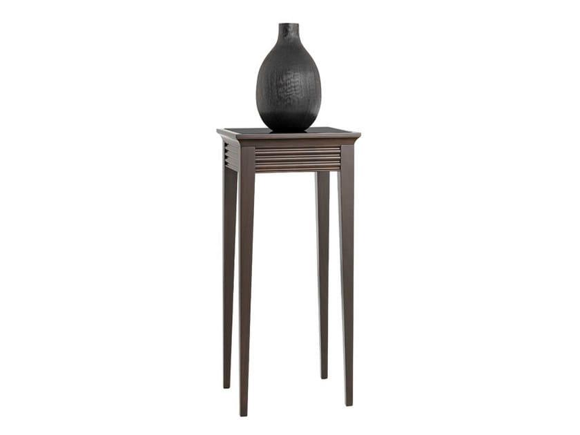 Beech pedestal LUNA | Pedestal - SELVA