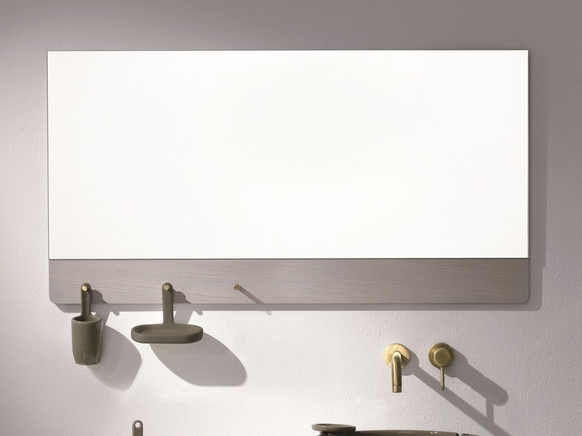 Bathroom mirror UKIYO-E | Bathroom mirror - Olympia Ceramica