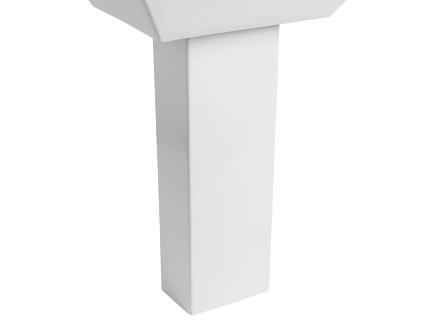 Washbasin pedestal CRYSTAL | Washbasin pedestal by Olympia Ceramica