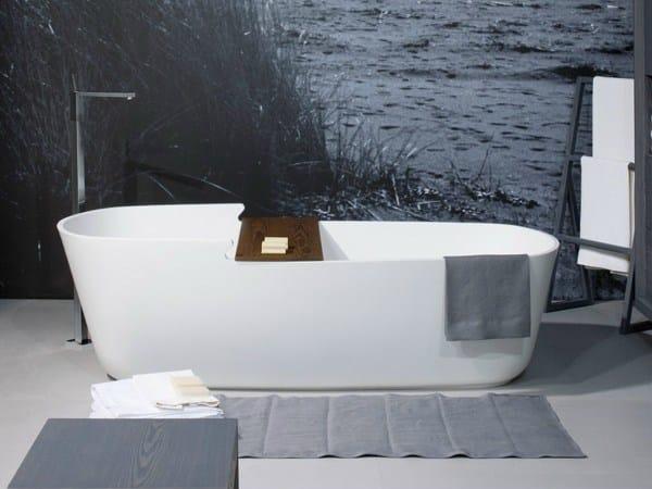 Freestanding Korakril™ bathtub SLOW BATH - GD Arredamenti