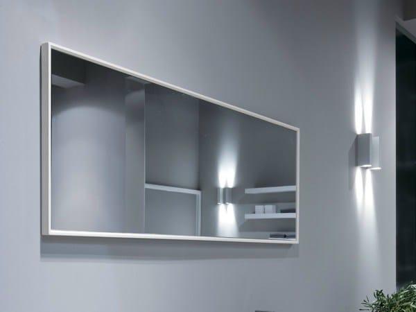 alaska specchio bagno by gd arredamenti design enzo berti