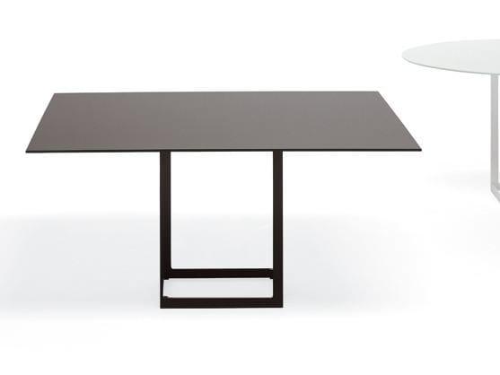 Square table LEONARDO | Square table by YDF