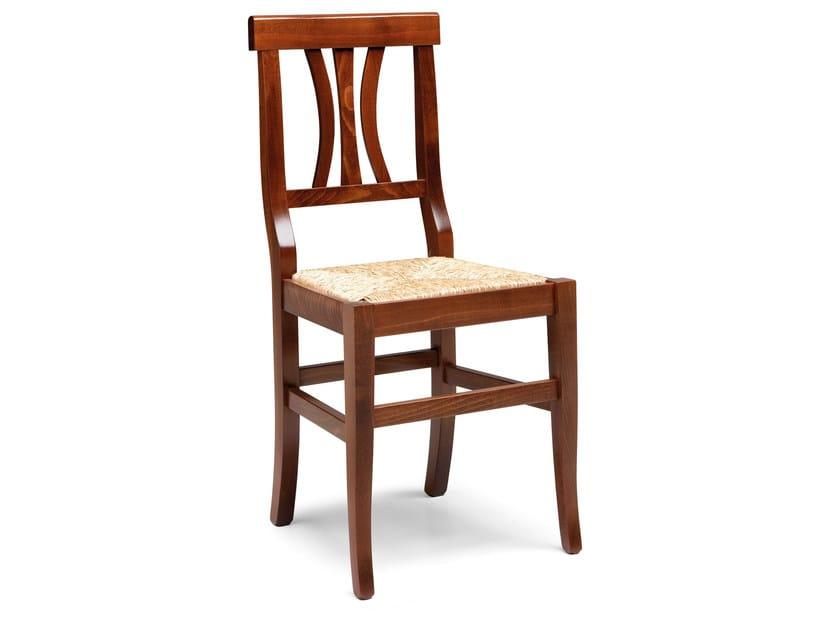 Beech chair ARTE POVERA 40 S - Palma