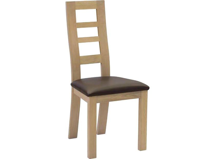Oak chair BONDY - Palma