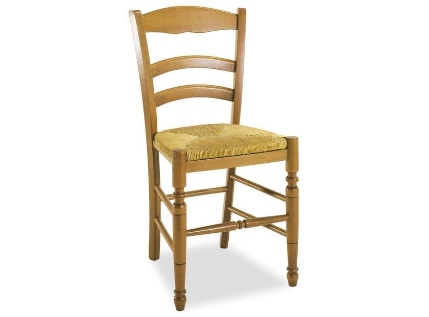 Beech chair CAMPAGNOLA 43 D - Palma