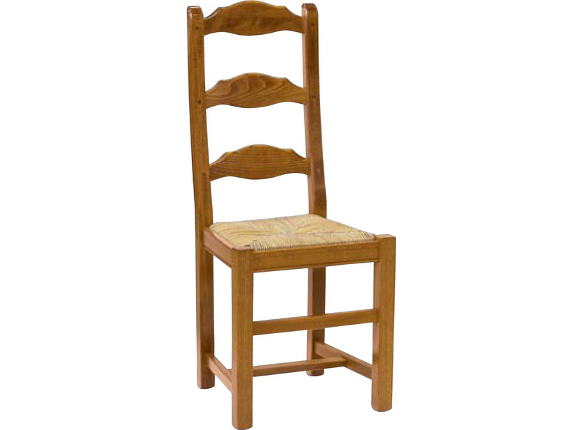 Beech chair NUOVA ALBA 313 D - Palma