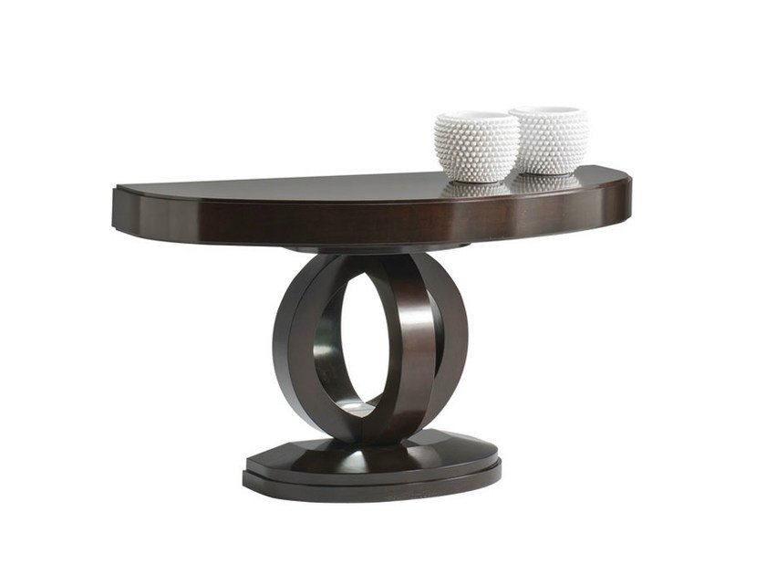 Wooden console table TOSCA | Console table by SELVA