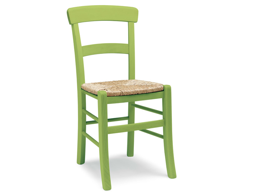 Beech chair ROMA 42 L - Palma
