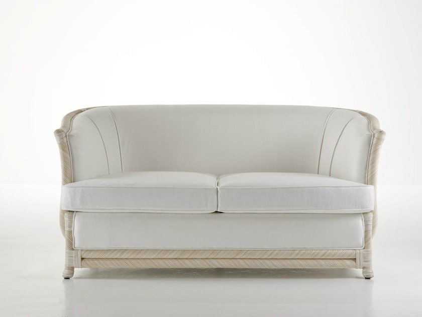 2 seater fabric sofa MARLENE | 2 seater sofa by Dolcefarniente