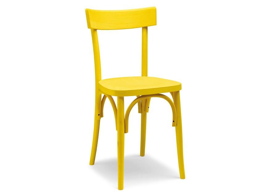 Beech chair YORK 446 B - Palma