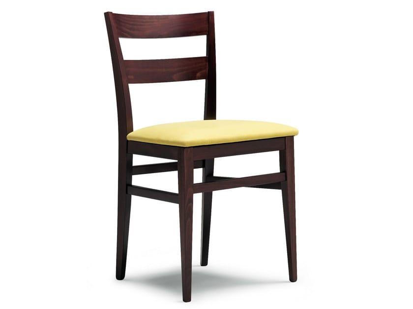 Beech chair CREMONA 47 B - Palma