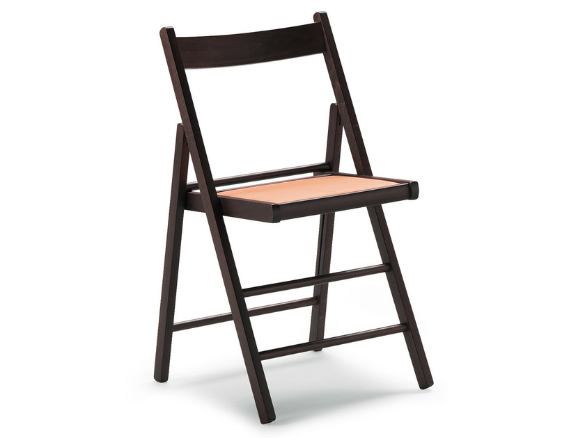 Folding beech chair GRACE 456 - Palma