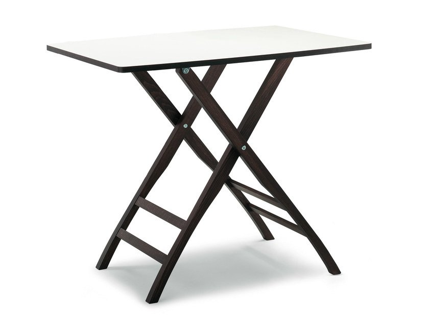 Folding beech table RIO-BOTTE - Palma