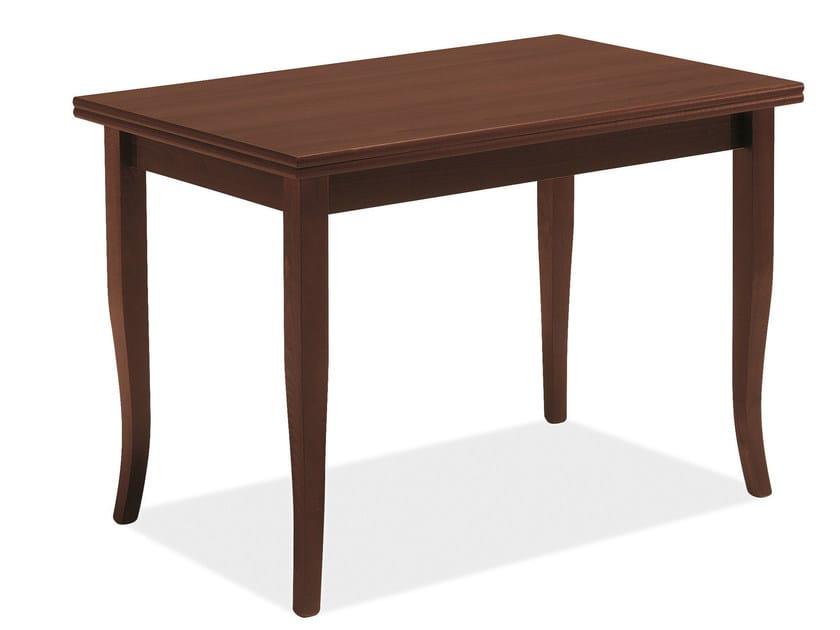 Rectangular beech table DALLAS - Palma