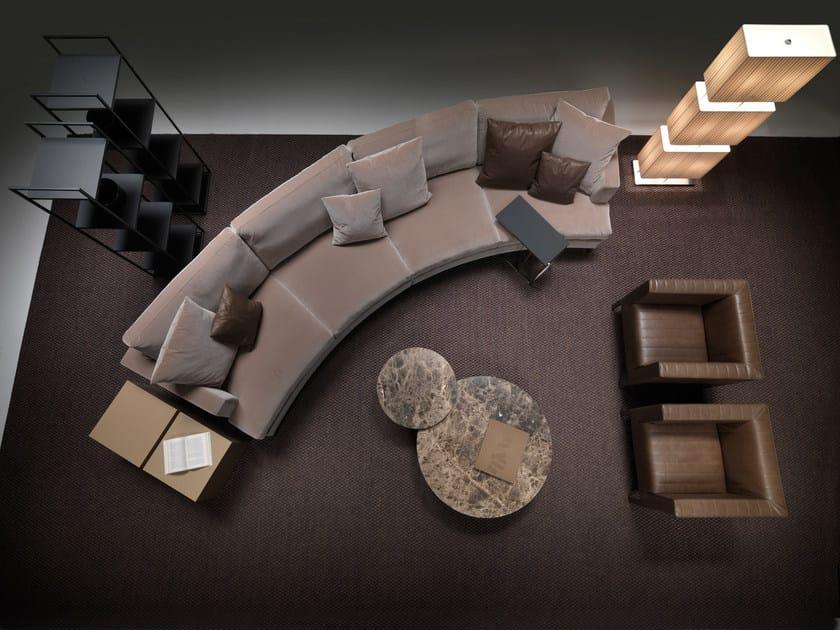 Fabric sofa LOFT | Sofa - Giulio Marelli Italia