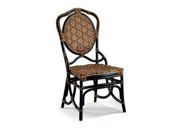 Woven wicker chair DAISY | Chair - Dolcefarniente by DFN