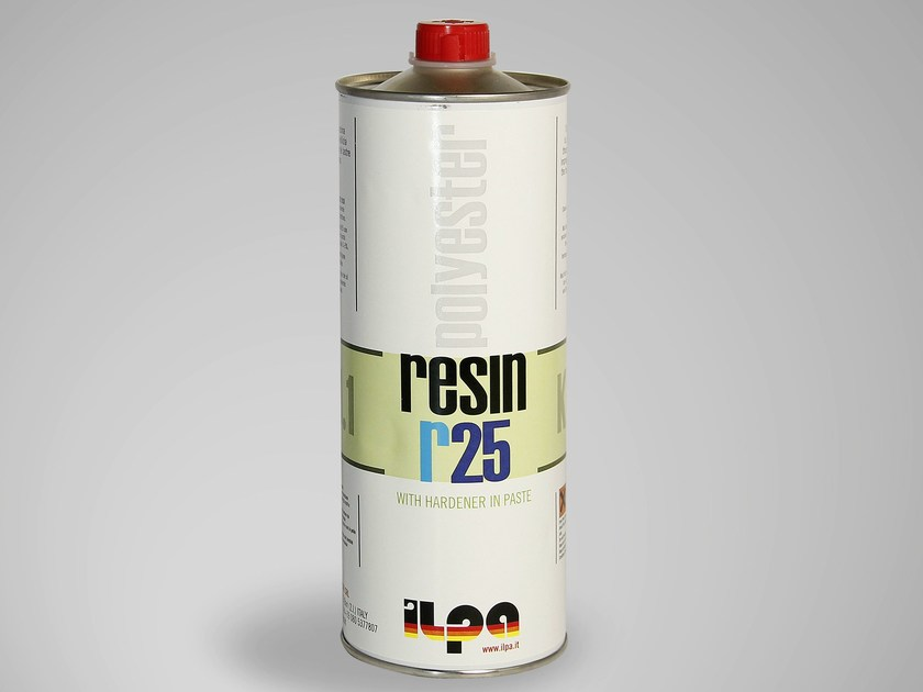 Unsaturated polyester resin R25 - ILPA ADESIVI