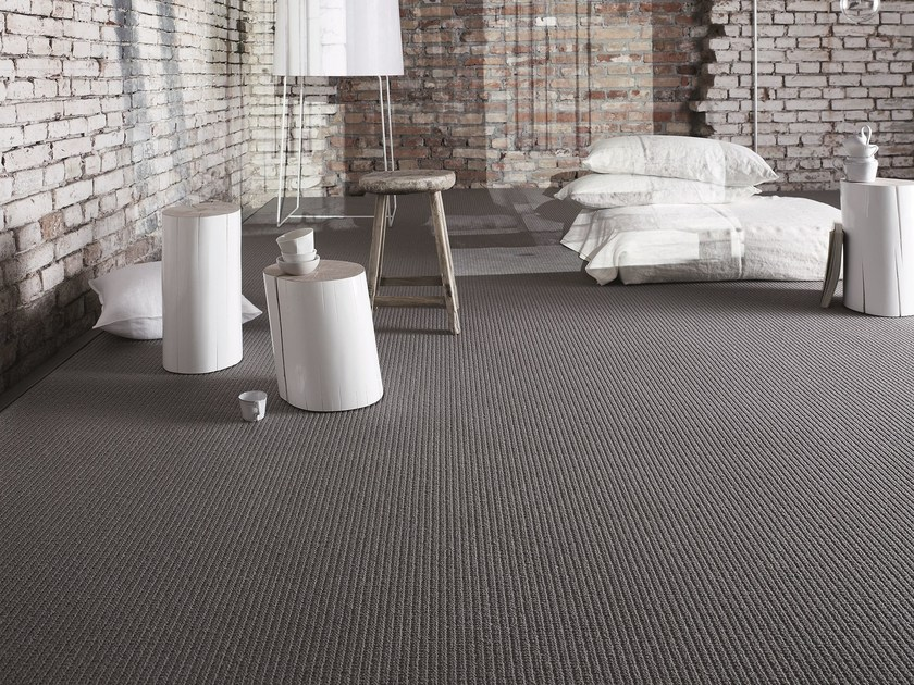 Solid-color carpeting RITZ 900 - OBJECT CARPET GmbH